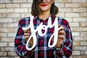 Joy and Personal values
