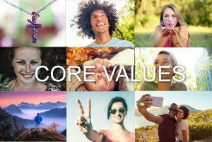 The Core Values definition