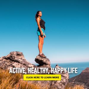 Active healthy happy life