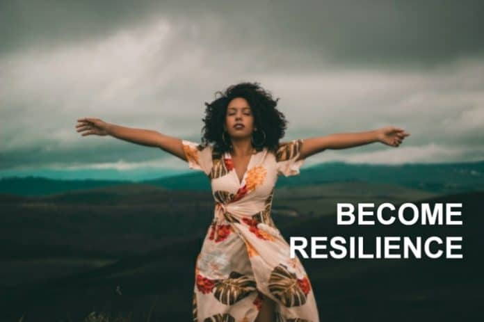 Be resilient with core values