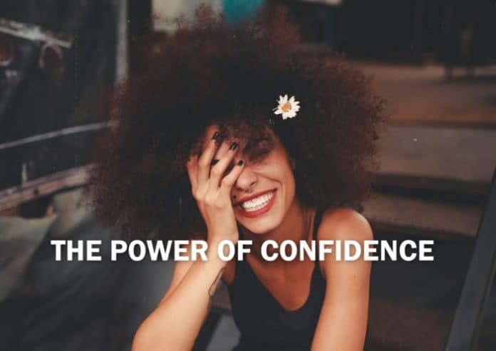 Confidence and personal core values