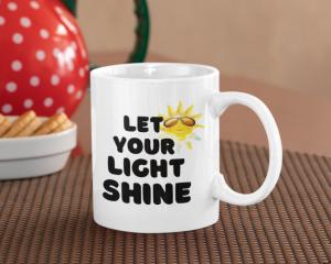 Let Your Light Shine Personal Core Values 6