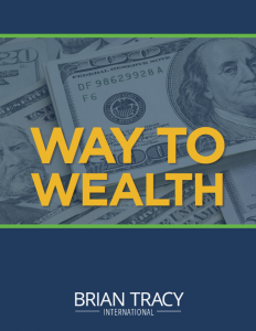 Personal core values and richest people